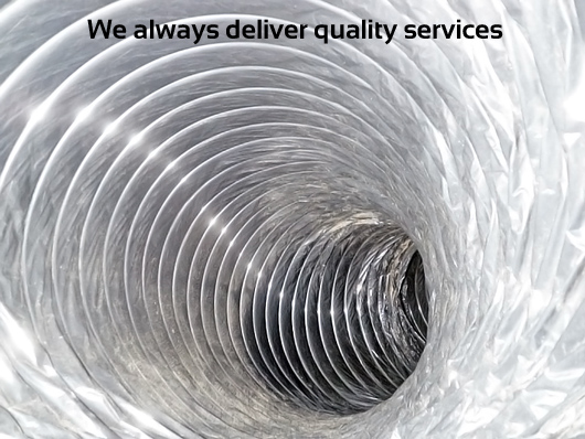 Cooling Duct Cleaning West Ipswich