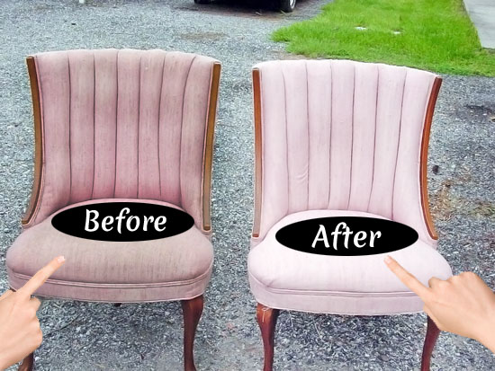 Vanish Upholstery Cleaning  Natural Bridge