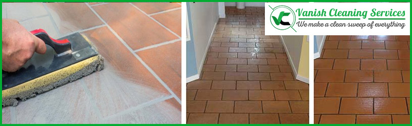 Tile and Grout Colour Sealing Services